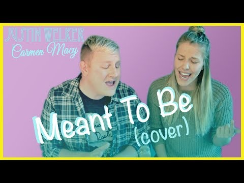 Bebe Rexha & Florida Georgia Line - MEANT TO BE (Justin Welker & Carmen Macy Cover)