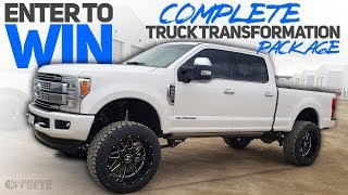 ENTER TO WIN || Truck Build Package!