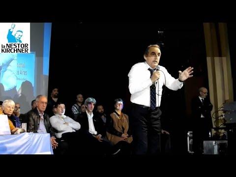 """Guillermo Moreno presentacion libro """"En Defensa del Modelo"""" Completo 13/05/17"""