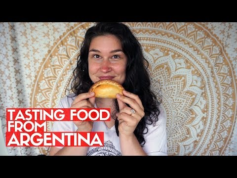 Tasting Food From Argentina! | Eating Around The World In The Bay