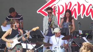 Monika Roscher Big Band: Terror Tango (Live on Zappanale 2018)