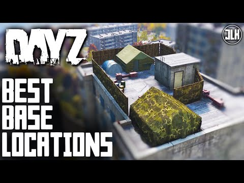 BEST BASE LOCATIONS For DAYZ | #1