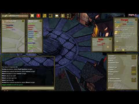 Custom night Salem gameplay p2