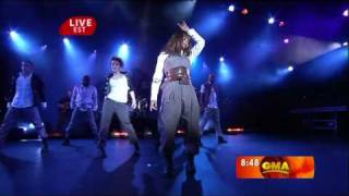 Download Janet Jackson - That's The Way Love Goes  -  Good Morning America Mp3 and Videos