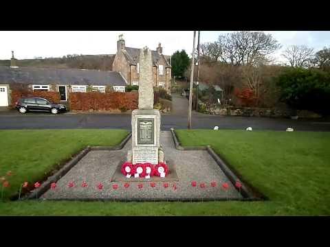 Mennock Village near Sanquhar - Local History Insights