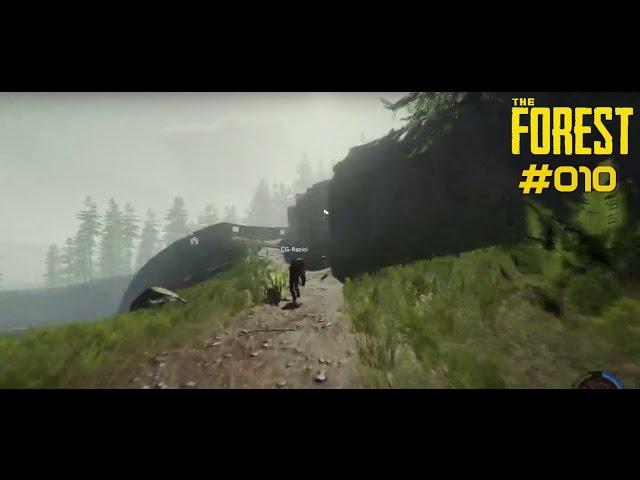 Let's Play The Forest | Nackte Tatsachen in der Einsamkeit | Folge #010