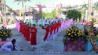 Bài 1: Kính chào Thánh Mẫu La Vang - Dâng hoa 5/2014 Gx Giang Liêu - GP Bùi Chu
