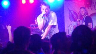 Handguns - The Loved Ones Who Hate Us live @ Marlin Room Webster Hall