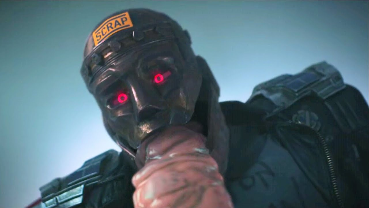 doom patrol robotman upgrade