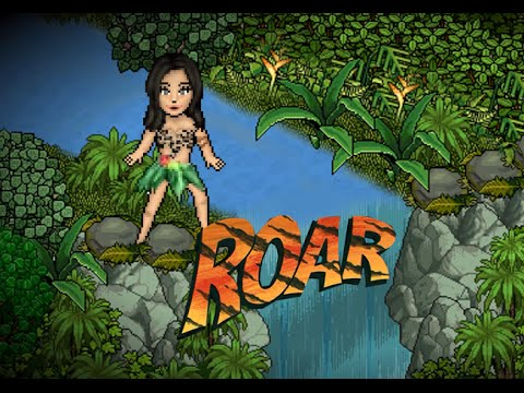 Katy Perry - Roar Official (HABBO)