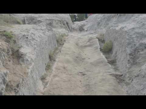 Offbeat Attractions: Oregon Trail Ruts 4K HD
