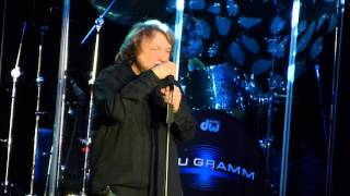 """I Want to Know What Love Is"" Lou Gramm@Golden Nugget Atlantic City 2/16/14"