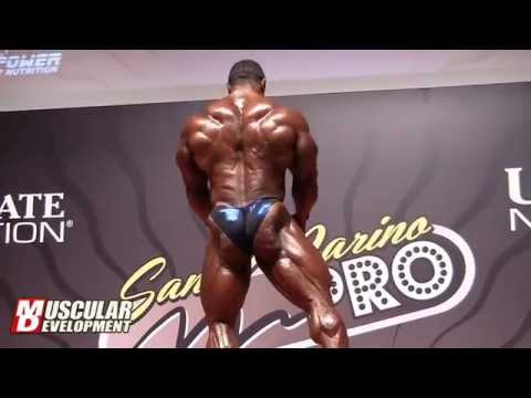 San Marino Pro Highlights Mens Open (Bodybuilding) 2014