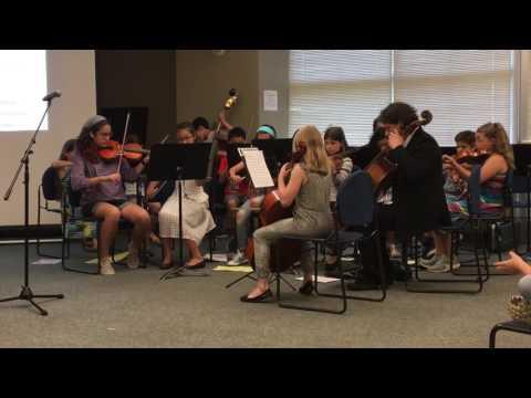 Adamant  Catharine Blaine K8 Elementary strings