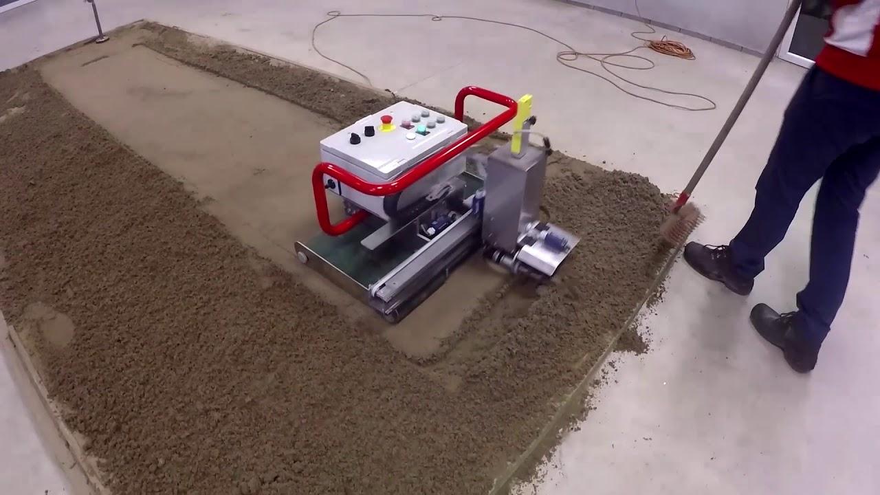 Clapa Floor Master - automatic floor