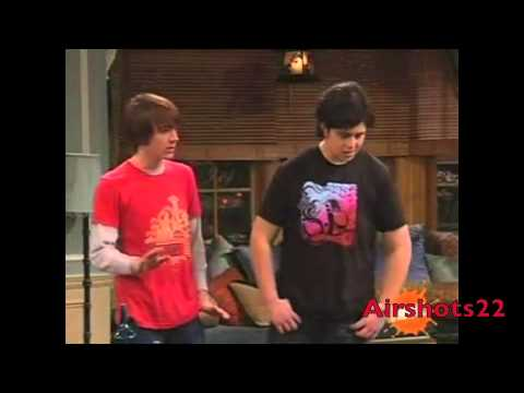 YouTube Poop: Drake and Josh wants to ride The Semenator with their grandpa. (OLD)