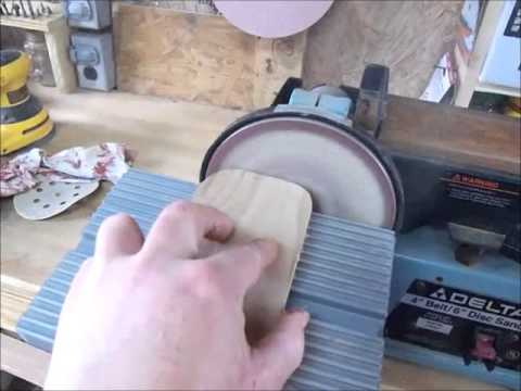 Delta 6 Inch Disc 36 Inch Belt Sander Part 1 Restoration