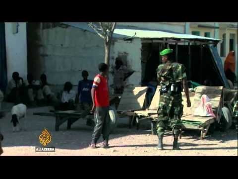 Somalia drought triggers famine fears