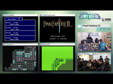 Final tasy IV Race by Khobahi, Nocashnocash, neerrm, the_roth RPG Limit Break 2015 Part 33
