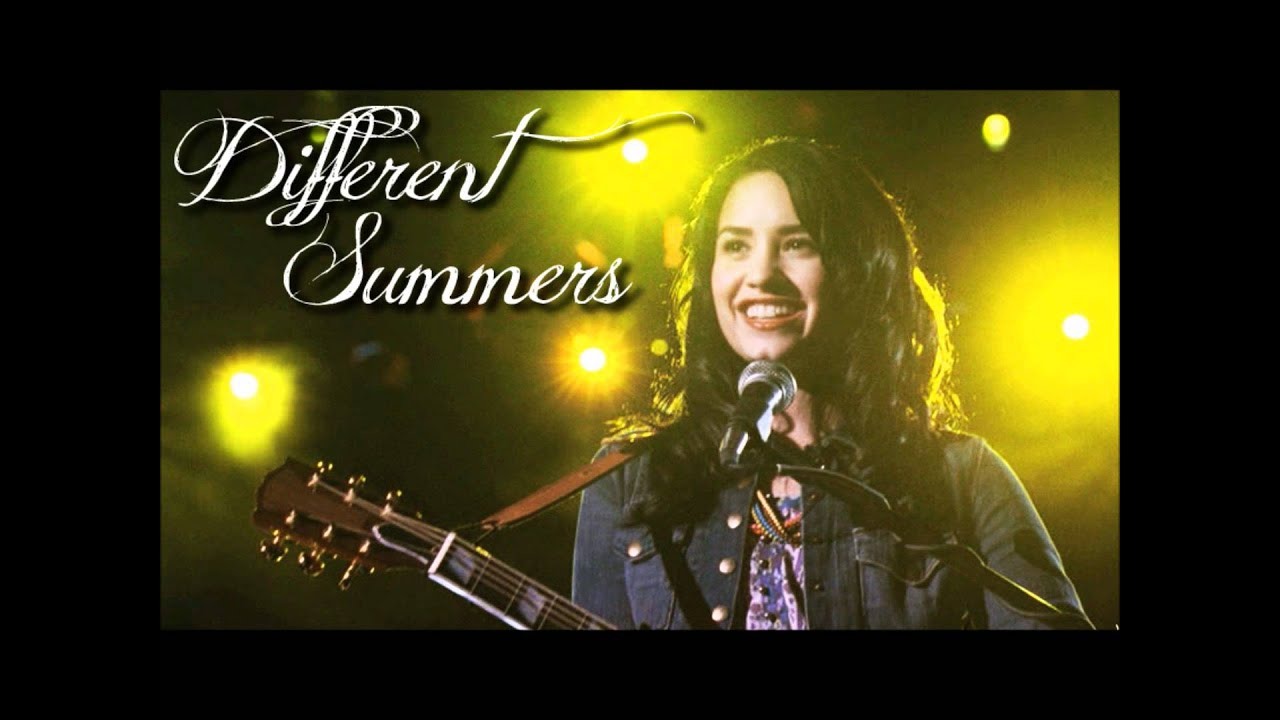 Different Summers Demi Lovato Cover