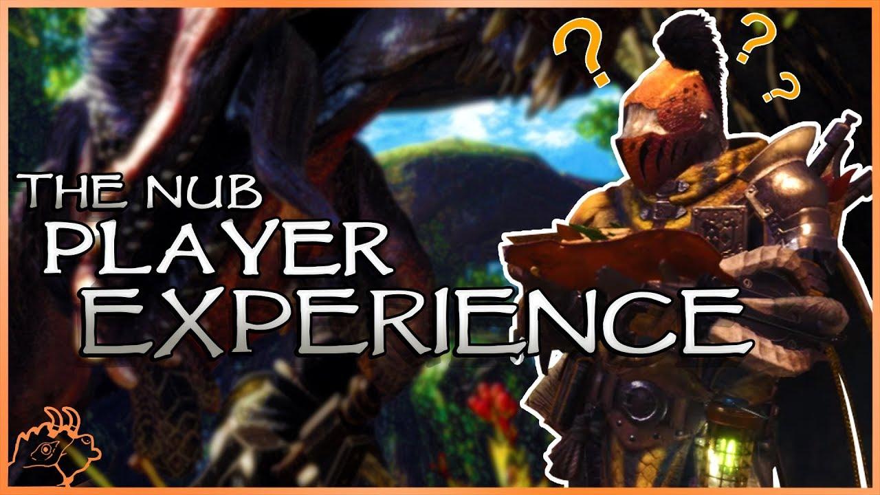 Monster Hunter World | The NEW PLAYER EXPERIENCE ( ͡° ͜ʖ ͡°)