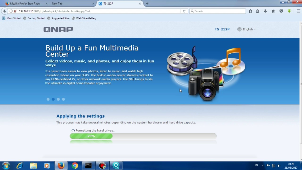 Cara Setting Video FTP Pada DVR Avtech Menggunakan NAS QNAP
