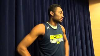 Zak Irvin previews Detroit, discusses jump shot improvements