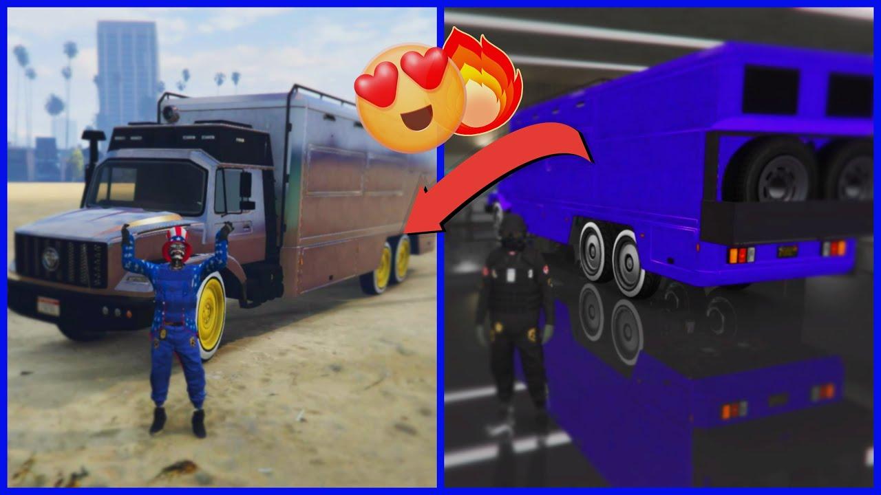 قلتش تهكير شاحنة التروبايت خطوة بخطوة😍❤️ونقل التهكير الى اي سيارة تبيها🥺