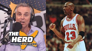 Colin Cowherd - It's Amazing Michael Jordan Could Overcome a Chaotic Front Office