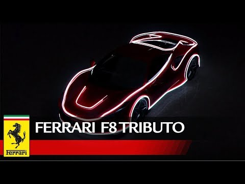 Dive into the aerodynamics and performance of the Ferrari F8 Tributo