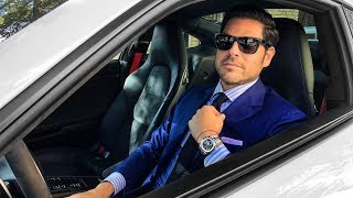Bespoke Clothing and Fine Watches – A Day at Artigiano Miami with Custom Tailored Suits and Watches