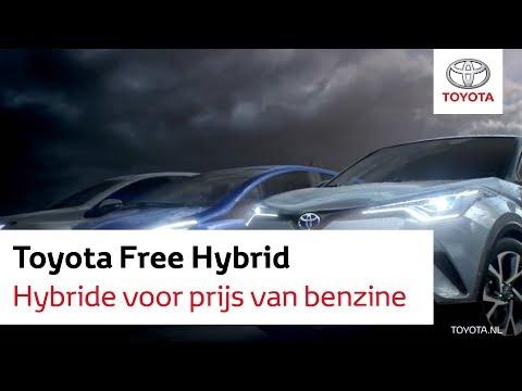 Toyota Free Hybrid - Hybride voor de prijs van benzine