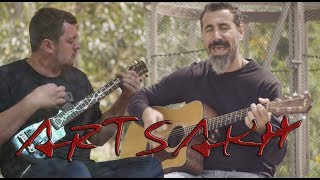 Artsakh (Serj Tankian Guitar cover) with Serj Tankian vocals