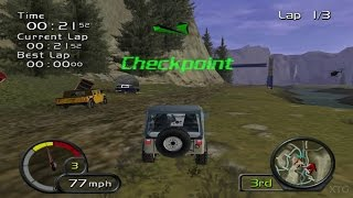 Test Drive: Off-Road Wide Open PS2 Gameplay HD (PCSX2)