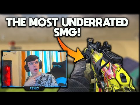 The Most UNDERRATED SMG In COD Mobile! AKS Is INSANE ( Call Of Duty: Mobile )