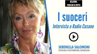 I suoceri - Intervista a Radio Cusano