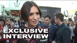 "True Blood Season 7: Karolina Wydra ""Violet"" Exclusive Premiere Interview"