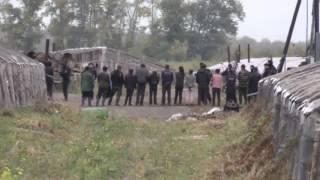 Нелегальные мигранты. Новосибирск