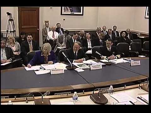 Hearing: NNSA Nuclear Nonproliferation and Naval Reactors FY