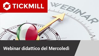 Webinar didattico del Mercoledì - Termometro Forex PRO