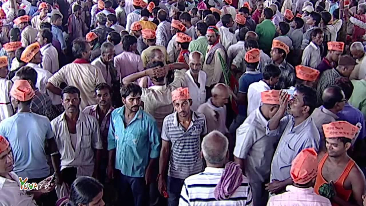[HD] Shri Upendra Kushwaha addresses Parivartan Rally in Bhagalpur, Bihar:  01 09 2015