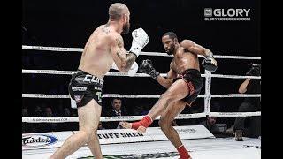GLORY 58: Omari Boyd vs. Richard Abraham - Full Fight