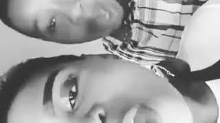 Khensani with her bae singing Prince M track #Sengimtholile