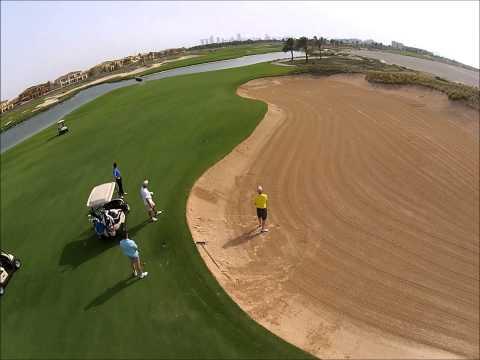 Saadiyat Beach Golf Club - Thank You Event