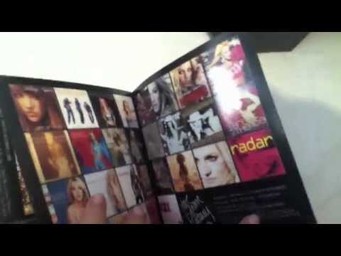 The Singles Collection Deluxe Box Britney Spears - YouTube