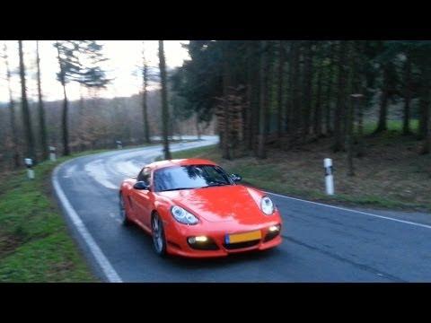 Porsche Cayman R Exhaust Sound PSE
