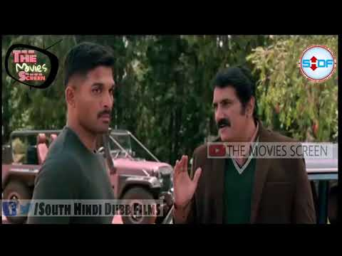 HDMoviePlus Naa Peru Surya The Brave Soldier 2018 Hindi Dubbed Trailer 720p HD