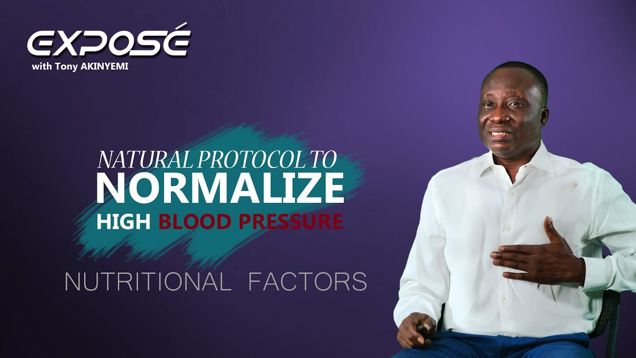 Download Exposé S2 E11 | Natural Protocol to Normalize High Blood Pressure Pt 3 | Tony Akinyemi | TSF Church