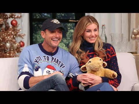 Faith Hill And Tim McGraw On 21 Years Of Marriage - Pickler & Ben