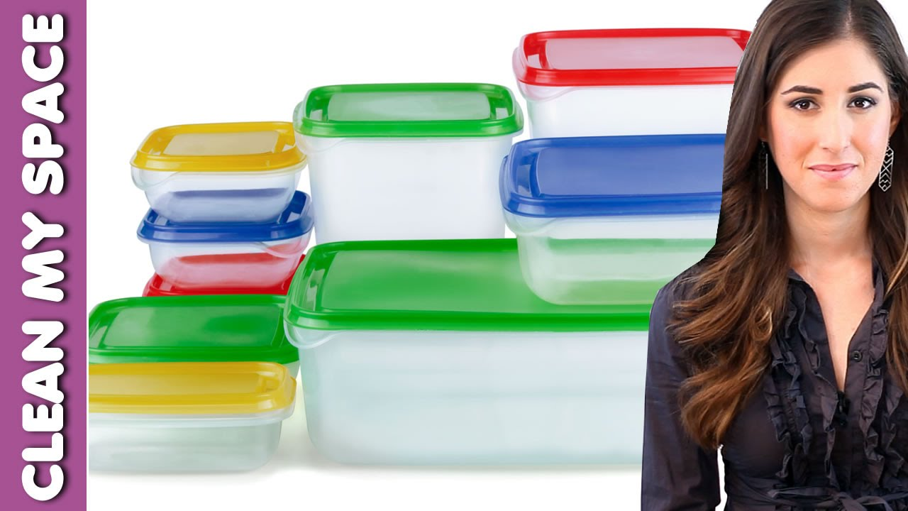 Don't microwave children's food in plastic containers, avoid dishwasher, doctors warn